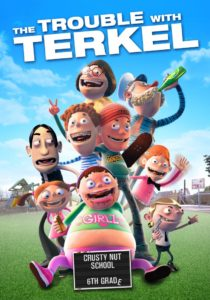 the trouble with terkel poster songs